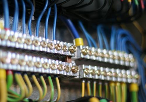 Elektronische installatie Maasland